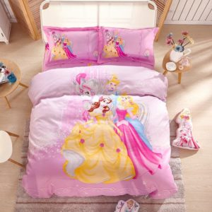Disney Princess Polyester Bedding Set 10 300x300 - Disney Princess Teen Girls Bedroom Bedding Set