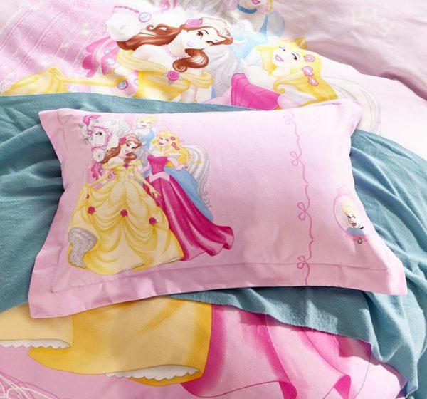 Disney Princess Polyester Bedding Set 3