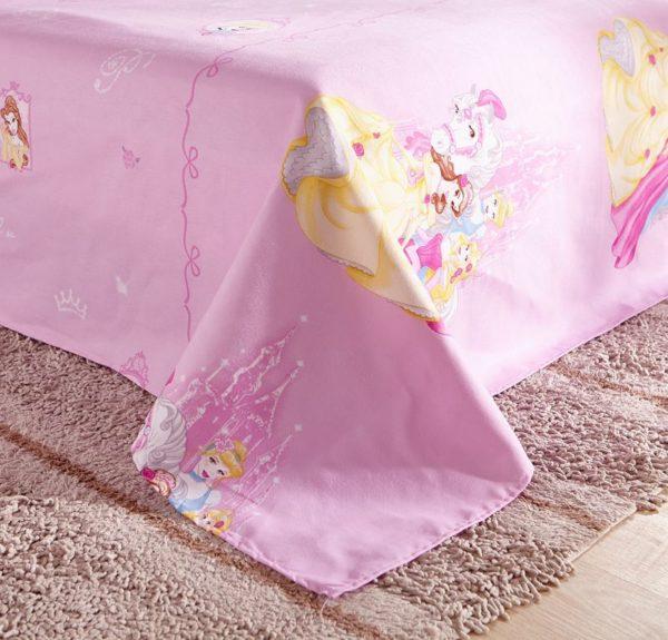 Disney Princess Polyester Bedding Set 8