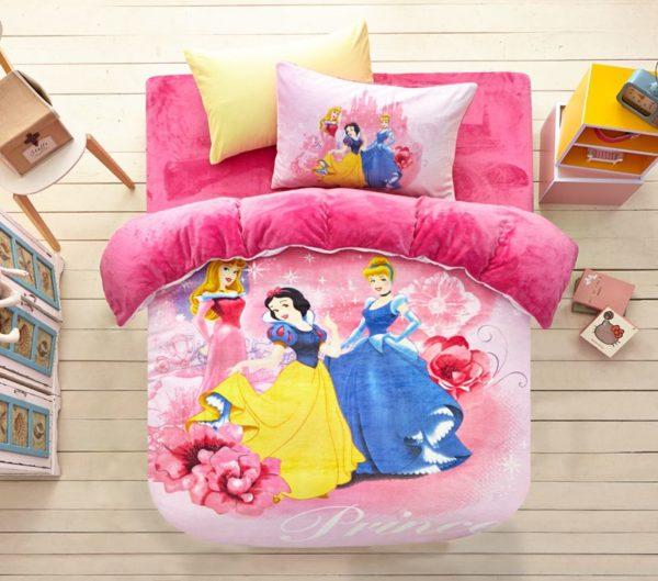 Disney Princess teen girl comforter set 1
