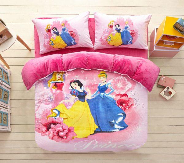 Disney Princess teen girl comforter set 8