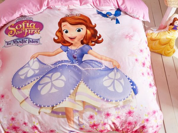 Disney Sofia the First Bedding Set Twin Queen Size 2