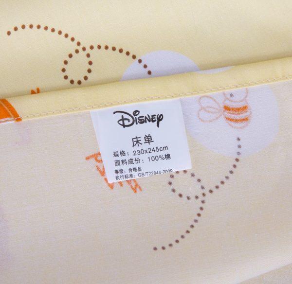 Disney Winnie The Pooh Birthday Gift Bedding Set 12 600x584 - Disney Winnie The Pooh Birthday Gift Bedding Set