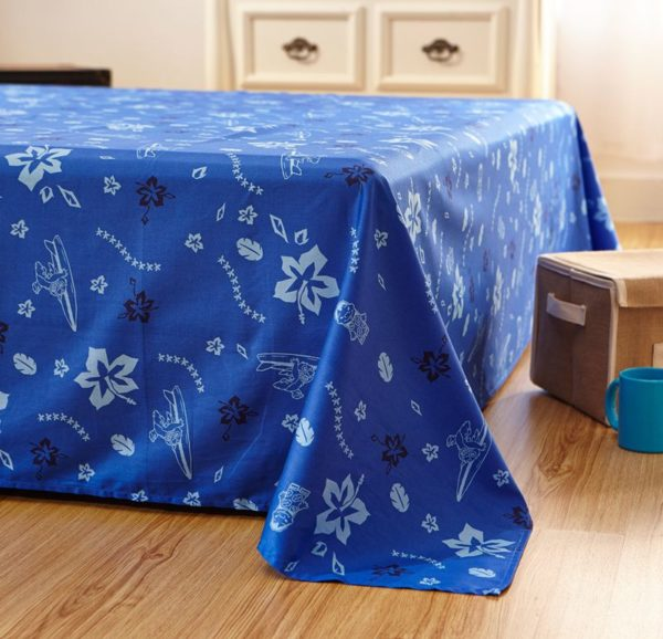 Disneys Lilo Stitch fictional character Bedding Set 8 600x578 - Disney's Lilo & Stitch  Fictional Character Bedding Set