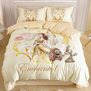 Enchanted Movie Theme Bedding Sets Curtains Rugs and Home Decor