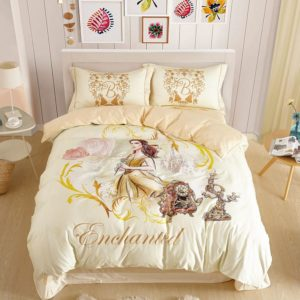 Enchanted Princess Giselle Bedding Set