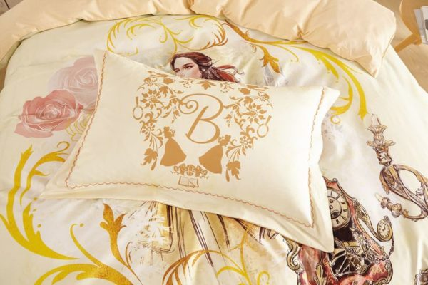Enchanted Princess Giselle Bedding Set 5 600x400 - Enchanted Princess Giselle Bedding Set