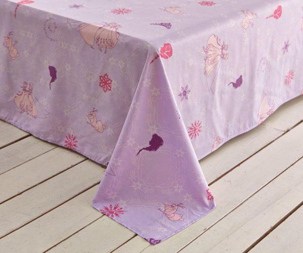 Fabulous frozen princess bedding set 3 600x502 - Fabulous Frozen Princess Bedding Set