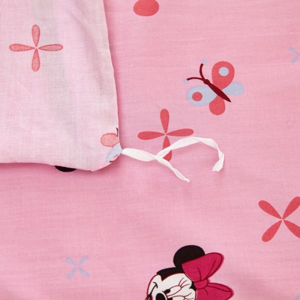 Fantastic Minnie Mouse Bedding Set Twin Queen size 10