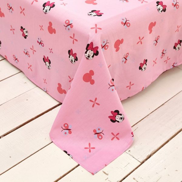 Fantastic Minnie Mouse Bedding Set Twin Queen size 2