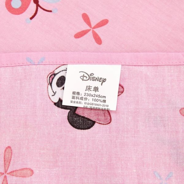 Fantastic Minnie Mouse Bedding Set Twin Queen size 3