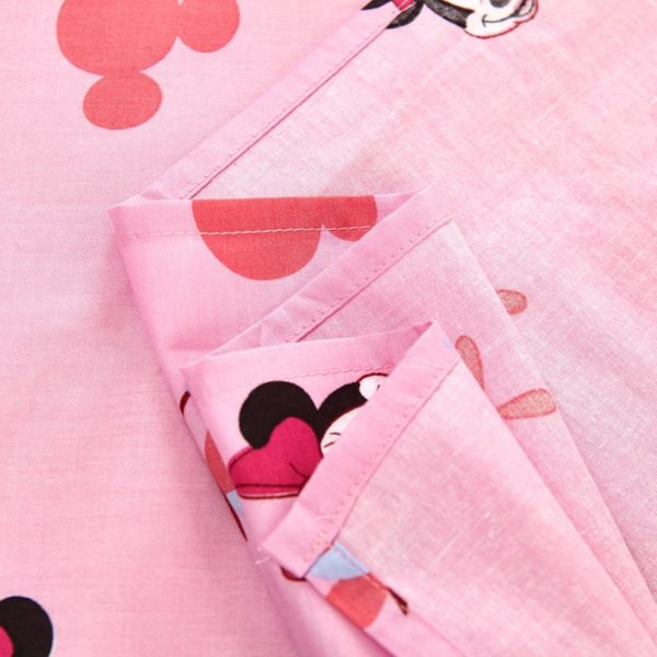 Fantastic Minnie Mouse Bedding Set Twin Queen size 4