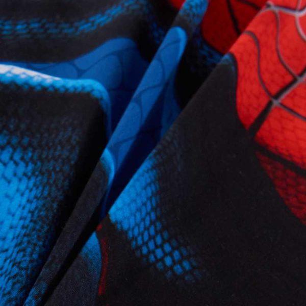 Fashionable Blue Color Spider Man Bedding Set 7
