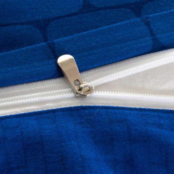 Fashionable Blue Color Spider Man Bedding Set 8