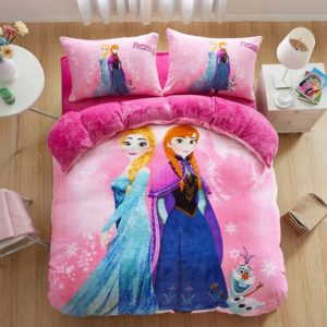 Frozen Elsa Anna Olaf Childrens Bedding Set 8 300x300 - Frozen Elsa & Anna Olaf Childrens Bedding Set