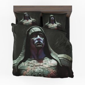 Guardians of the Galaxy Movie 2 Lee Pace Ronan Bedding Set