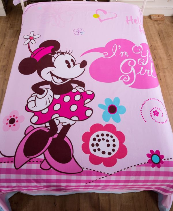 Im Your Girl Minnie Mouse Sweet Bedding Set 2 600x730 - Im Your Girl Minnie Mouse Sweet Bedding Set
