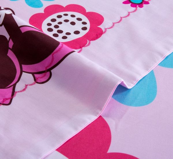 Im Your Girl Minnie Mouse Sweet Bedding Set 4 600x551 - Im Your Girl Minnie Mouse Sweet Bedding Set