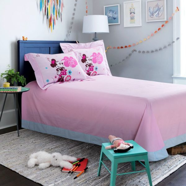 Im Your Girl Minnie Mouse Sweet Bedding Set