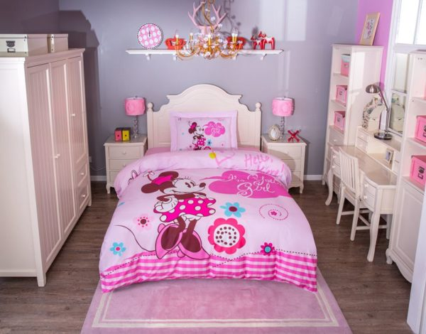 Im Your Girl Minnie Mouse Sweet Bedding Set 9 600x470 - Im Your Girl Minnie Mouse Sweet Bedding Set