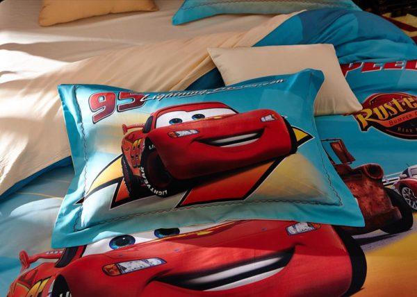 Lightning McQueen Cars Bedding Set