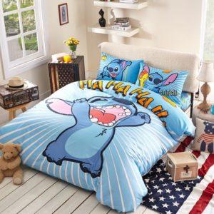 Lilo Stitch Bedding set Twin Queen Size 1 300x300 - Lilo & Stitch Bedding set Twin Queen Size