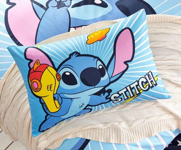 Lilo Stitch Bedding set Twin Queen Size 4 600x497 - Lilo & Stitch Bedding set Twin Queen Size
