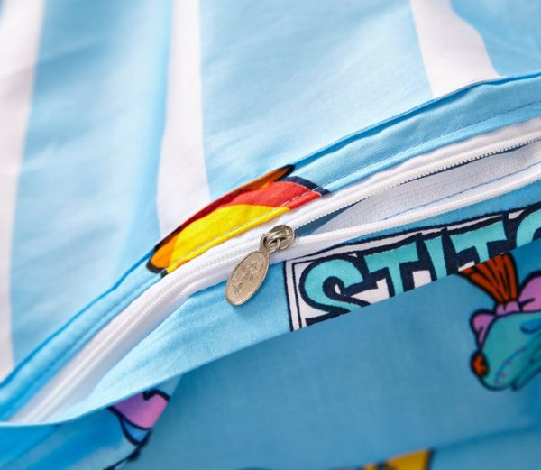 Lilo Stitch Bedding set Twin Queen Size 5 600x521 - Lilo & Stitch Bedding set Twin Queen Size