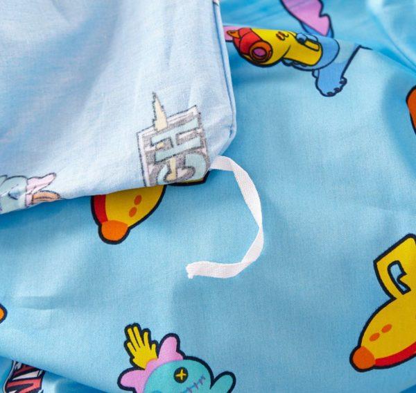 Lilo Stitch Bedding set Twin Queen Size 6 600x566 - Lilo & Stitch Bedding set Twin Queen Size