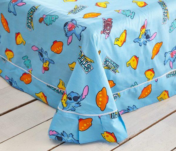 Lilo Stitch Bedding set Twin Queen Size 7 600x514 - Lilo & Stitch Bedding set Twin Queen Size