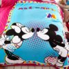Lovely Mickey Minnie Mouse Kids Bedding Set 2 100x100 - Lovely Mickey & Minnie Mouse Kids Bedding Set