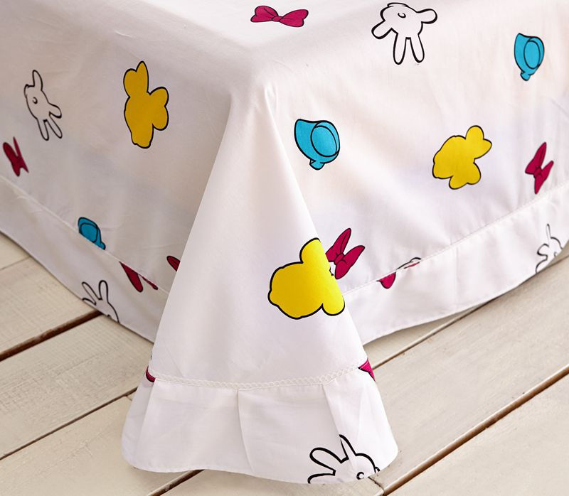 Lovely Mickey Amp Minnie Mouse Kids Bedding Set Ebeddingsets