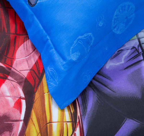 Marvel Avengers Kids Cartoon Bedding Set 5