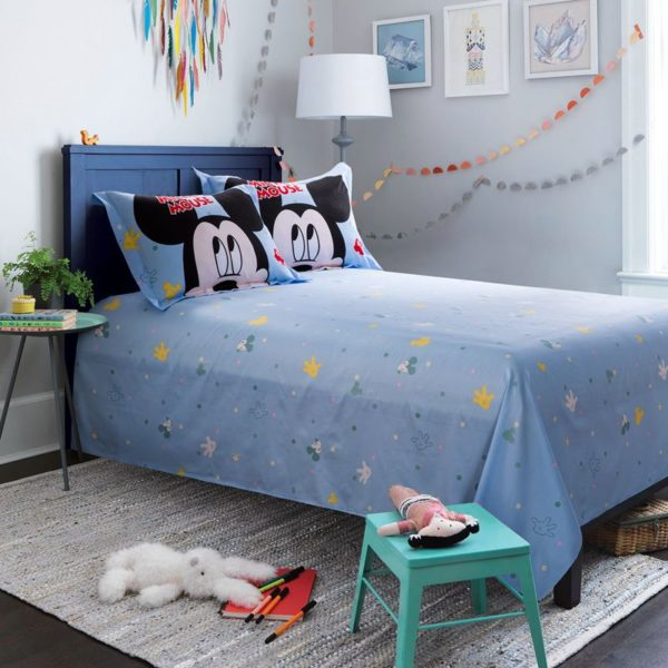 Mickey Mouse Birthday Gift For Boys Bedding Set 2 600x600 - Mickey Mouse Birthday Gift For Boys Bedding Set