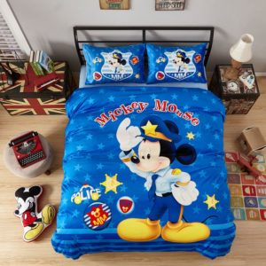 Mickey Mouse Police Kids Comforter Set 1 300x300 - Mickey Mouse Police Kids Comforter Set