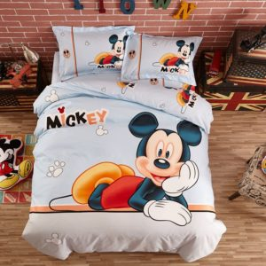 Mickey Mouse Polyester Bedding Set 1 300x300 - Mickey Mouse Polyester Bedding Set