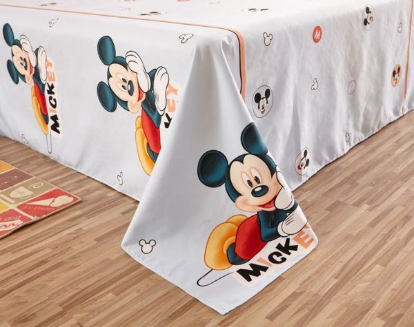 Mickey Mouse Polyester Bedding Set
