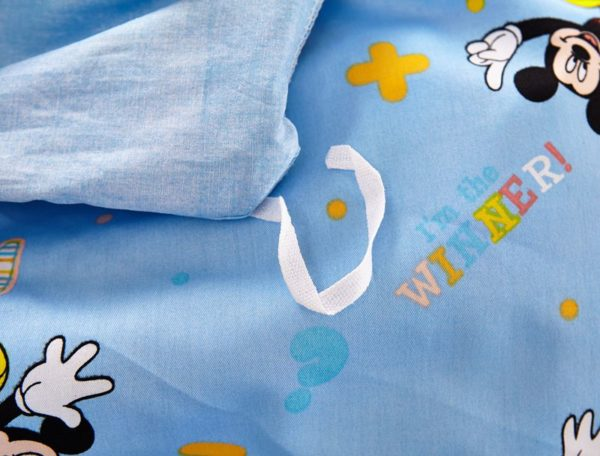 Mickey Mouse and Pluto the Pup Bedding Set 6 600x456 - Mickey Mouse and Pluto the Pup Bedding Set