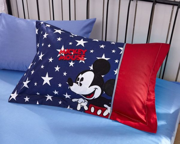 Mickey Mouse boys queen size bedding set 8 600x481 - Mickey Mouse Boys Queen Size Embroidery Bedding Set