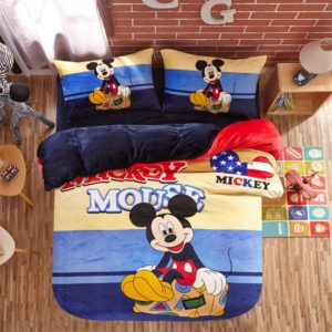 Mickey Mouse kids bedding sets for boys 9 300x300 - Mickey Mouse kids bedding sets for boys
