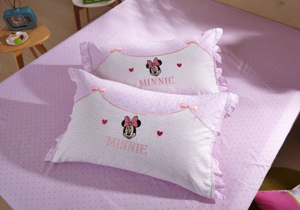 Minnie Mickey Disney Comforter Set For Teens 5