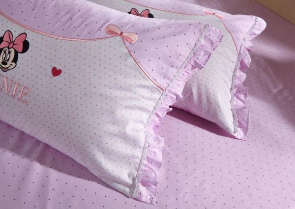 Minnie Mickey Disney Comforter Set For Teens 6