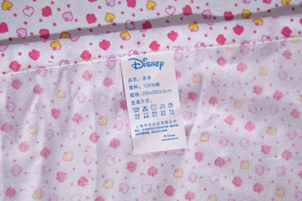 Minnie Mouse Girls Queen twin size bedding set 8 600x400 - Minnie Mouse Girls Queen Twin Size Embroidery Bedding Set