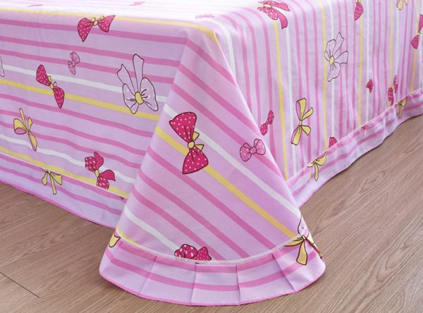 Minnie Mouse Pink Bedding Set Twin Queen Size 8 600x444 - Minnie Mouse Pink Bedding Set Twin Queen Size
