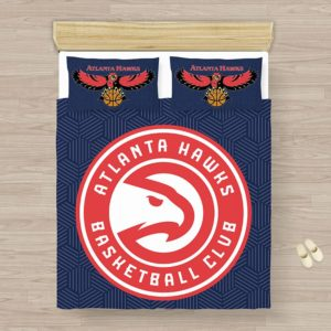 NBA Atlanta Hawks Bedding Comforter Set (1)