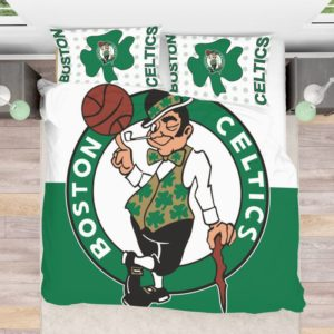 NBA Boston Celtics Bedding Comforter Set (1)