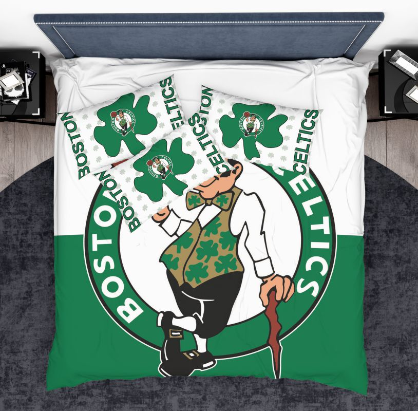 Buy Nba Boston Celtics Bedding Comforter Set 50 Off