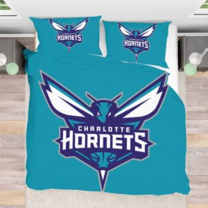 NBA Charlotte Hornets Bedding Comforter Set (1)