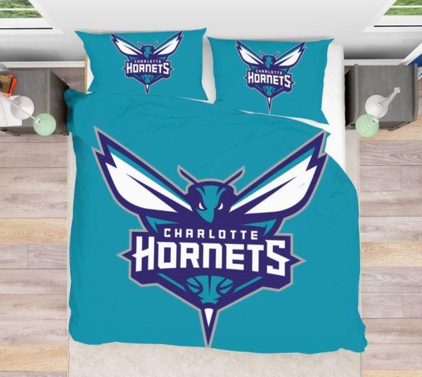 NBA Charlotte Hornets Bedding Comforter Set (1)