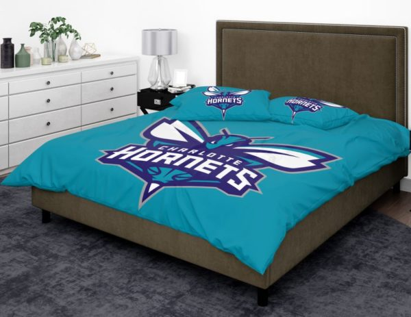 NBA Charlotte Hornets Bedding Comforter Set
